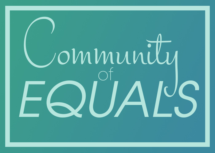 Community Of Equals